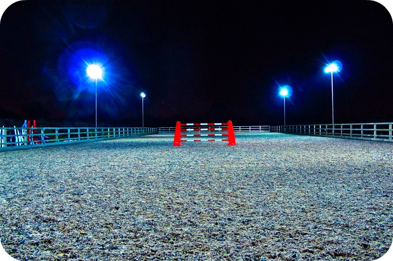 Arena Lighting Equine Lighting Electrical Contractors